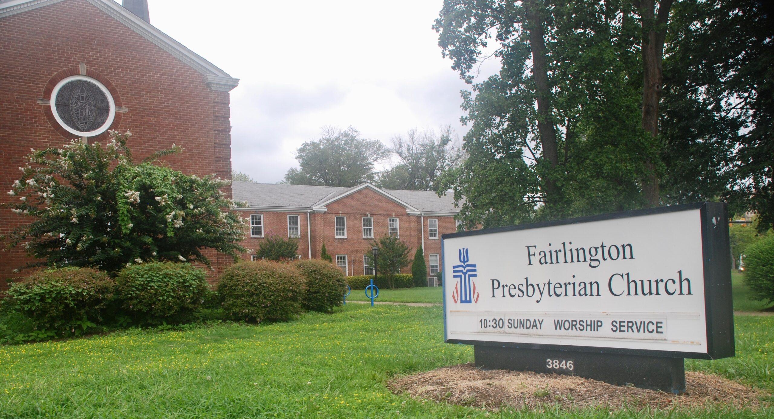 Fairlington Presbyterian Church 1